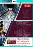"""ULIO 2017.- Sala: """" MANIA"""" Calle. """"Han Tervel"""" № 46, Exposición """"El arte español en Bulgaria"""". La exposición forma parte del programa de acompañamiento de terceros en exposiciones internacionales de arte """"Art Unlimited"""". Del 10 al 17 de Julio 2017. Dentro"""