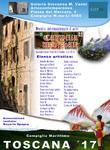 JULIO 2017.-Galeria: Giovanna M. Vanni Arte Contemporanea. Del 21 de julio al 4 de Agosto 2017. A cura di Goyart Internacional. Piazza del Mercado 4 CAMPIGLIA MARITIMA ITALIA