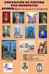 """ENERO 2018.-  """" MUSEO SIYASA"""".Exposición """" POR MARRUECOS"""". Colectiva por artistas de la ASOCIACIÓN DE PINTORES MURCIANOS """" APIMUR"""". Del 19 de Enero al 11 de Febrero 2018 C/ San Sebastian Nº 17  http://www.cieza.es/portal/2015Actualidad.jsp?seccion=2015Fic"""