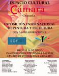 """JUNIO 2018.- """"Mirada al sur"""" EXPOSICIÓN iNTERNACIONAL DE PINTURA Y ESCULTUTA    Espacio Cultural Cámara de Comercio de Granada. Del 9 al 30 de Junio de 2018 Colaboran: Goyart Internacional y To Artists    GRANADA"""