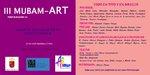 SEPTIEMBRE 2018.- I SEMANA INTERNACIONAL DE LAS LETRAS MURCIANOS  Nuestra obra, 9 pintores de APIMUR, 9 literatos Murcianos.  Invitados a participara en la I SEMANA INTERNACIONAL DE LAS LETRAS #exlibrismurcia.es por su director Victorio Melgarejo. Si dese