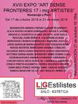 "OCTUBRE 2019.- "" Homenaje a Peru"" XVIII Arte sin fronteras  GALLERY LGESTILISTES.  C/ Casanova 176   BARCELONA"