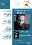 MARZO 2018.-EXPOSICIÓN INTERNACIONAL 5º ANIVERSARIO DE GALERIA CREARIUM  Organizada por Goyart Internacional. Del 16 de de Marzo al 16 de Abril 2018.  MONZON - HUESCA - ESPAÑA