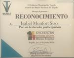 """JUNIO 2018.- 8º ENCUENTRO 12 ARTISTAS MÉXICO - ESPAÑA"""" del"""" 1º ENCUENTRO IBEROAMERICANO DE ARTE MÉXICO – ESPAÑA"""" MUSEO NACIONAL DE TEQUILA Del 23 de Junio al 23 de Julio 2018 Museo Nacional de Tequila,  Ramón Corona 34 C.P. 46400"""