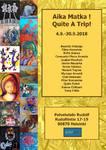 """SEPTIEMBRE 2018.- AIKA MATKA! QUITE A TRIP """" Viaje en el tiempo"""" Del 4 al 30 de Septiembre 2018 Palvelutalo Rudolf Rudolfintie 17 - 19 00870 Helsinki    HELSINKI  FINLANDIA"""