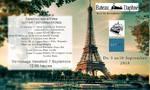 SEPTIEMBRE 2018.- BATEAU DAPHNE  Del 3 al 10 de Septiembre 2018 Selección de artistas Goyart Internacional Salas del Bateau Dapfne Quai de Montebello / Notre Dame                                                             PARIS - FRANCIA