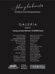 """MAYO  2019.- """" SELENE Y LAS BACANTES GRAFICA CONTEMPORANEA""""    15º ENCUENTRO Iberoamericano de Arte MEXICO - ESPAÑA  Lo mejor de la Grafica nacional e internacional en Fresnillo, dentro del Programa de exposiciones del Festival Cultural Fresnillo 2019. Gr"""