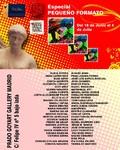 """JUNIO 2019.- """" ESPECIAL PEQUEÑO FORMATO""""  Prado Goyart Gallery  C/ Felipe IV, 5  MADRID"""